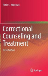 Omslag - Correctional Counseling and Treatment 2017