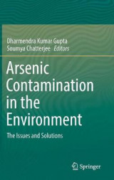 Omslag - Arsenic Contamination in the Environment 2017