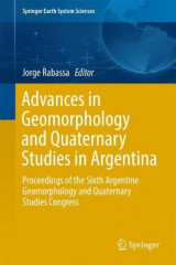 Omslag - Advances in Geomorphology and Quaternary Studies in Argentina 2017