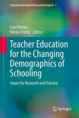 Omslag - Teacher Education for the Changing Demographics of Schooling 2017
