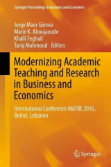 Omslag - Modernizing Academic Teaching and Research in Business and Economics 2017