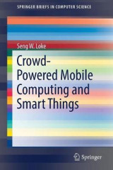Omslag - Crowd-Powered Mobile Computing and Smart Things 2017