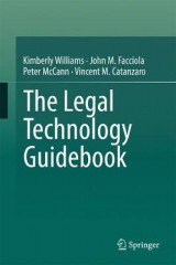 Omslag - The Legal Technology Guidebook 2017