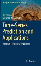 Omslag - Time-Series Prediction and Applications 2017