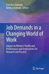 Omslag - Job Demands in a Changing World of Work 2017