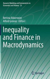 Omslag - Inequality and Finance in Macrodynamics