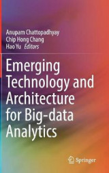 Omslag - Emerging Technology and Architecture for Big-Data Analytics 2017