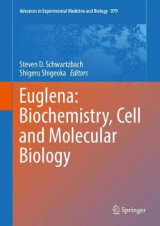 Omslag - Euglena: Biochemistry, Cell and Molecular Biology 2017