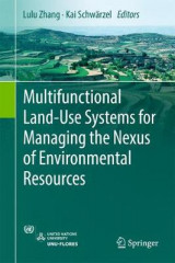 Omslag - Multifunctional Land-Use Systems for Managing the Nexus of Environmental Resources