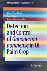 Omslag - Detection and Control of Ganoderma Boninense in Oil Palm Crop 2017