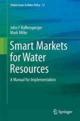 Omslag - Smart Markets for Water Resources 2017