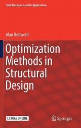 Omslag - Optimization Methods in Structural Design 2017