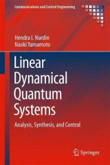 Omslag - Linear-Dynamical Quantum Systems
