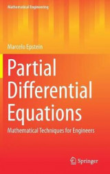 Omslag - Partial Differential Equations 2017