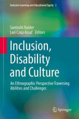 Omslag - Inclusion, Disability and Culture 2017