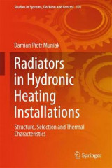 Omslag - Radiators in Hydronic Heating Installations 2017