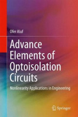 Omslag - Advance Elements of Optoisolation Circuits