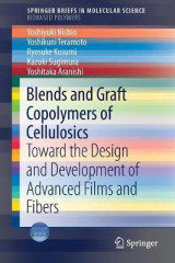Omslag - Blends and Graft Copolymers of Cellulosics 2017