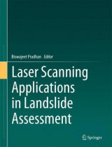 Omslag - Laser Scanning Applications in Landslide Assessment