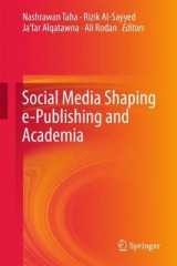 Omslag - Social Media Shaping e-Publishing and Academia