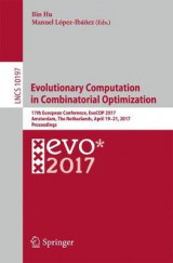 Omslag - Evolutionary Computation in Combinatorial Optimization