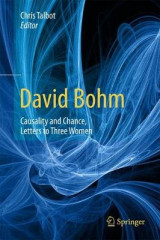 Omslag - David Bohm: Causality and Chance, Letters to Three Women