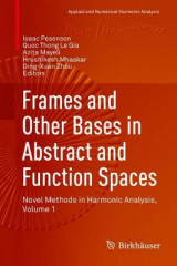 Omslag - Frames and Other Bases in Abstract and Function Spaces