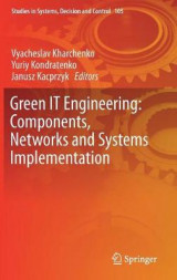 Omslag - Green it Engineering: Components, Networks and Systems Implementation