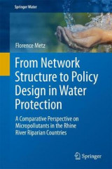 Omslag - From Network Structure to Policy Design in Water Protection