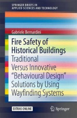 Omslag - Fire Safety of Historical Buildings 2017