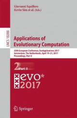 Omslag - Applications of Evolutionary Computation: Part II