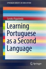 Omslag - Learning Portuguese as a Second Language 2017