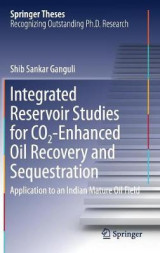 Omslag - Integrated Reservoir Studies for Co2-Enhanced Oil Recovery and Sequestration 2017