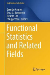 Omslag - Functional Statistics and Related Fields