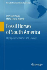 Omslag - Fossil Horses of South America