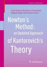 Omslag - Newton's Method: an Updated Approach of Kantorovich's Theory