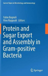 Omslag - Protein and Sugar Export and Assembly in Gram-Positive Bacteria