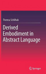 Omslag - Derived Embodiment in Abstract Language