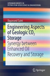 Omslag - Engineering Aspects of Geologic CO2 Storage