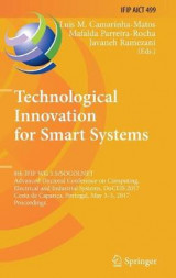 Omslag - Technological Innovation for Smart Systems