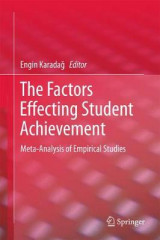Omslag - The Factors Effecting Student Achievement