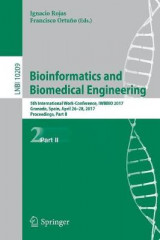 Omslag - Bioinformatics and Biomedical Engineering: Part II