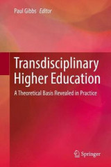 Omslag - Transdisciplinary Higher Education