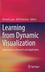 Omslag - Learning from Dynamic Visualization