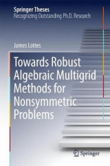 Omslag - Towards Robust Algebraic Multigrid Methods for Nonsymmetric Problems 2017