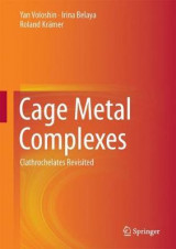 Omslag - Cage Metal Complexes