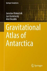 Omslag - Gravitational Atlas of Antarctica 2018