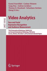 Omslag - Video Analytics. Face and Facial Expression Recognition and Audience Measurement 2017