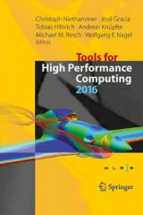 Omslag - Tools for High Performance Computing 2016 2017