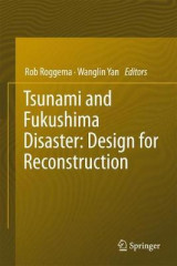 Omslag - Tsunami and Fukushima Disaster: Design for Reconstruction 2017